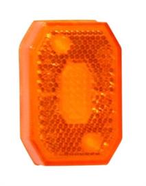 Markeringslamp los glas oranje