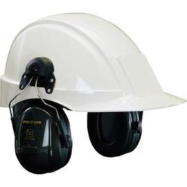 Gehoorbeschermer gehoorkap 3M Peltor voor helm