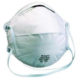 Stofmasker M-Safe 6200 stofmasker FFP2 NR D