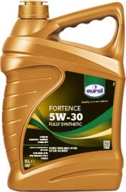 Eurol motorolie fortence 5W-30 5 Liter