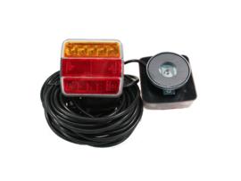 LED achterlampset Achterlichtset magneet 12v 12m