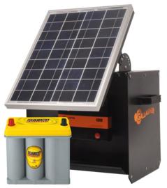 Gallagher schrikdraadapparaat zonnepaneel S180 Solarbox