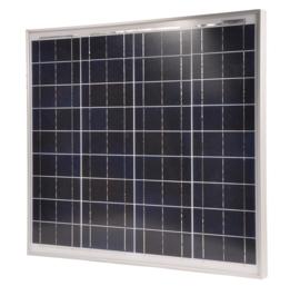 Zonnepaneel 50W incl. 10A regulator