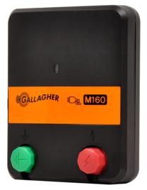 Schrikdraadapparaat Gallagher M160 230V 1.6J TOT 9KM