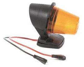 Markeringslamp oranje toplamp