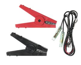 12V kabelset voor 9V apparaat 005499