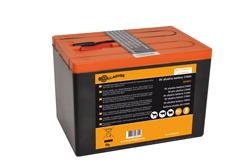 Powerpack batterij 9V 210Ah 190x125x160mm 063451
