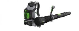 EGO rugbladblazer kit LB6002E 19N 1.020 m3/u incl. 5 ah accu en lader