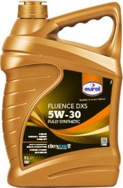 Eurol motorolie Fluence DXS 5W-30 5 Liter