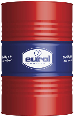 Eurol motorolie turbosyn 10W-40 210 Liter