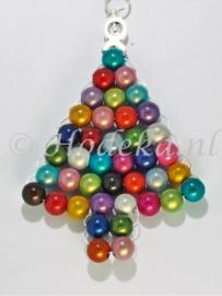 """KBP11 Hanger kerstboom """"Bont"""""""