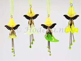 FFP15  Flower Fairies pakket set van 4 Groen
