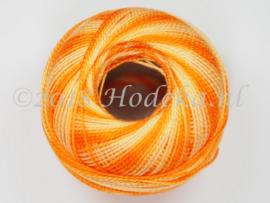 CPG40  Handwerkgaren 100% katoen Gemêleerd Oranje