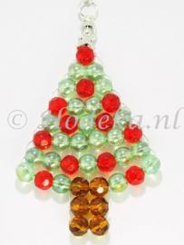 """KBP03 Hanger kerstboom """"Licht Groen & Rood"""""""