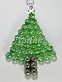 """KBP07 Hanger kerstboom """"Licht Groen"""""""