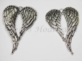 BDG38  1 x  Bedel Vleugels 69 x 47mm