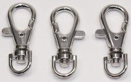 Sluitingen voor tas of sleutelhangers