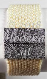PPT05   1 x Precious armband pakket Ivory