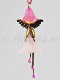 FFP27  Flower Fairy pakket Roze