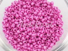 CRP08/60  12 gram Preciosa Rocailles 8/0 Fuchia