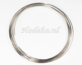 SPR05  Spiraal voor armband Antiek zilver