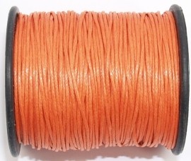 KAD04a 1x rol katoendraad Oranje ca. 60 Meter