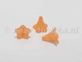 BVE106  3 x bloem 24 x 22mm Oranje