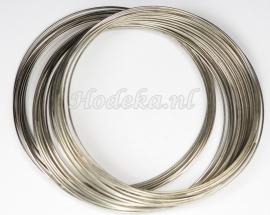 SPR06  Spiraal voor armband (kind) Antiek zilver