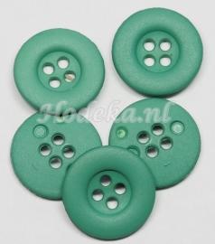 KNO108  1 x Groene knoop ca. 18 mm