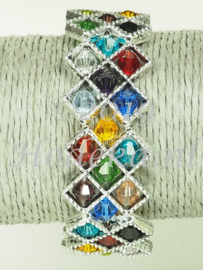 OKP01 Ornamenten kruis armband pakket