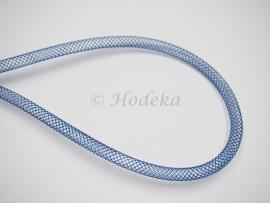 NVK43 Netslang 1 meter Donker Blauw 4mm
