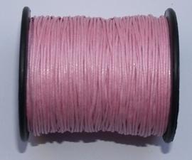 KAD16 katoendraad  Licht Roze 1mm per meter