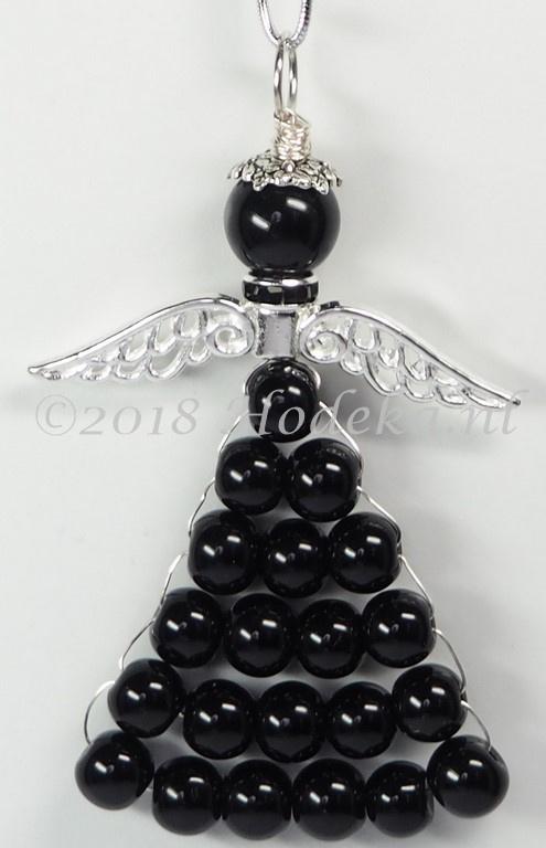HKP10 Engelhanger pakket Zwart