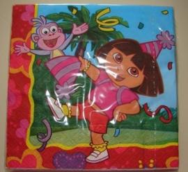 Dora servetten