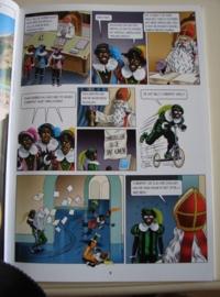Stripboek van Sinterklaas (17-10)