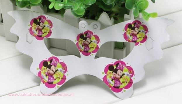 Masker met Minnie Mouse (2117)