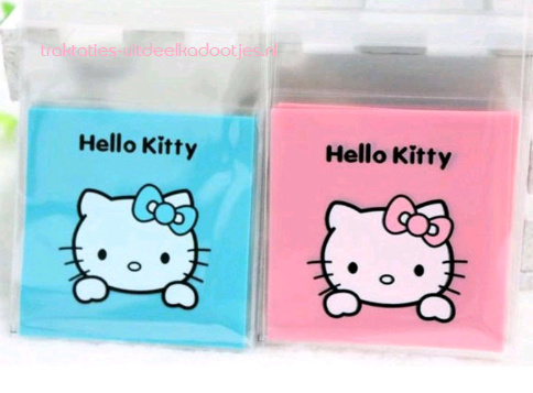 Hello Kitty uideelzakje (1004)