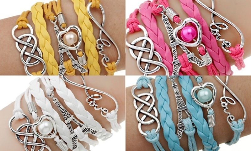 dames/meisjes armband  (0485)