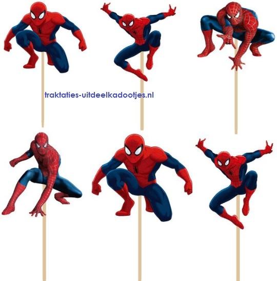 Spiderman prikker (1407)