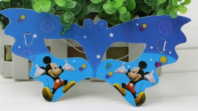 Masker met Mickey Mouse (2117)