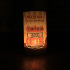 Candlecover - Route 66 - Arizona
