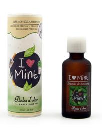 Geurolie Brumas de Ambiente - I Love Mint 50 ml.