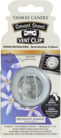 Midnight Jasmine - Vent clip - Yankee candle