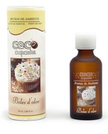 Geurolie Brumas de Ambiente - Coco Cupcake 50 ml.