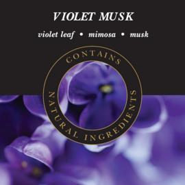 Violet Musk Geurlamp olie 250 ml