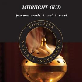 Midnight Oud Geurlamp olie 250 ml