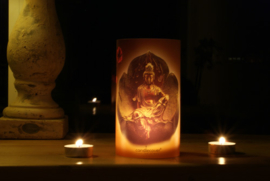 Candlecover - Buddha