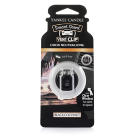 Black coconut - Vent clip - Yankee candle