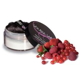 Voulez-Vous .. Eetbare Lichaamspoeder Rode Vruchten