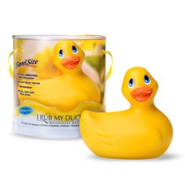 I Rub My Duckie | Classic - Travel Size (Geel)